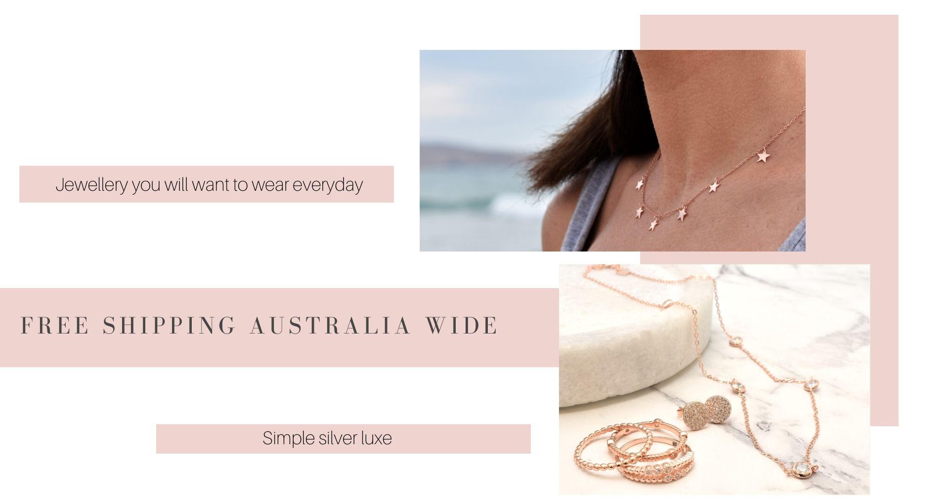 Delicate Silver Jewellery Design 1